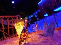 砂浜ダイニングバー シェイプビーチ 福岡店店内画像