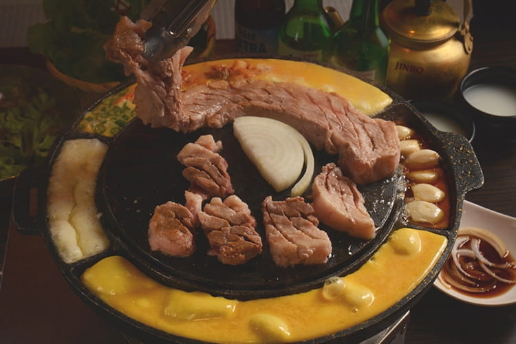 オリジナル焼肉